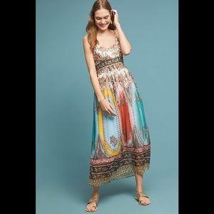 Anthropologie Maxi Dress Sz. 4